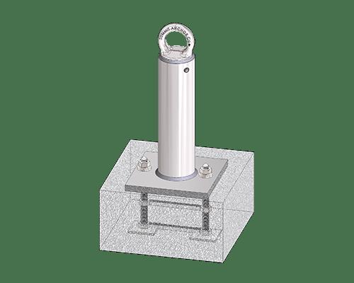 SM-1; bolt on CIP cage 2 bolt pattern-min