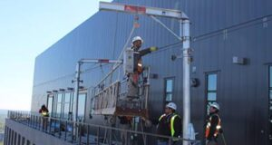 Suspended Scaffolds & Power Systems