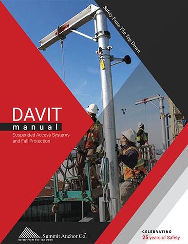 Davit Manual Cover